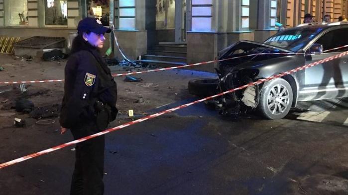 ДТП в Харькове: Елена Зайцева участвовала в автогонках по ночному городу, когда произошла авария