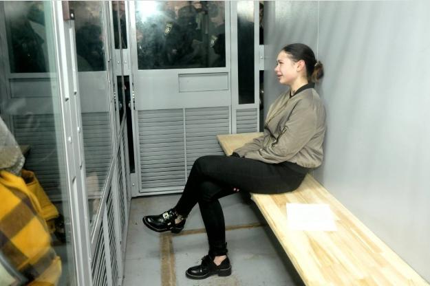 ДТП в Харькове: суд избрал меру пресечения для Зайцевой