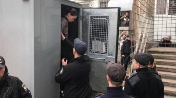 ДТП в Харькове: у Зайцевой арестовали автомобиль и забрали водительские права