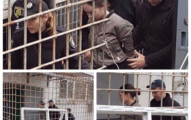 ДТП в Харькове: Зайцева находилась под действием опиатов. Прокуроры требуют арестовать обвиняемую