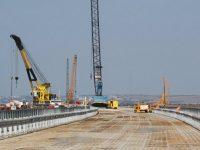 Две голландские фирмы участвуют в строительстве Керченского моста