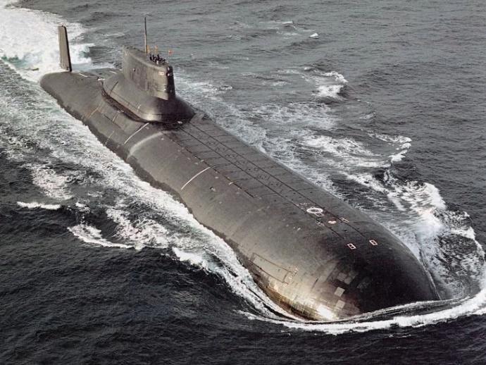 Две подлодки России вошли в Средиземное море