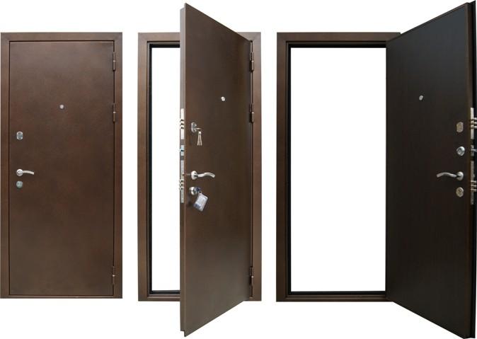 Технологии изготовления металлических дверей: краткий ликбез