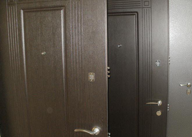 Безопасность и надежность: бронированные двери