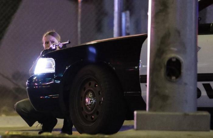 Двое погибших и 24 раненных после перестрелки возле казино в Лас-Вегасе