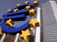 Европейский Центробанк оставил ставку по кредитам на уровне 0%, ставка по депозитам по-прежнему отрицательная