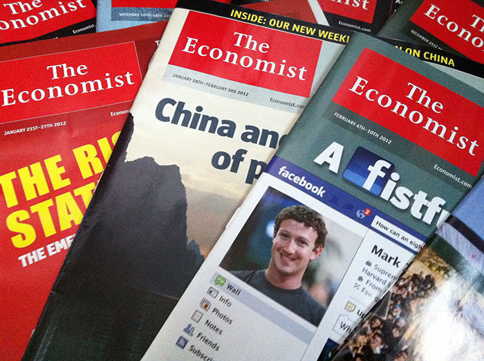 После продажи издания Financial Times Pearson готова продать и The Economis