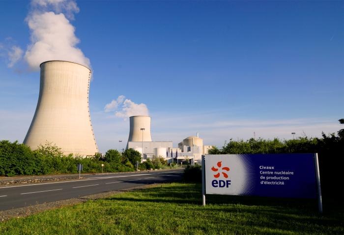 Крупнейшая энергогенерирующая компания Франции EDF должна выплатить 100 млрд евро