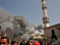 Египет: десятки человек погибли от взрыва в мечети