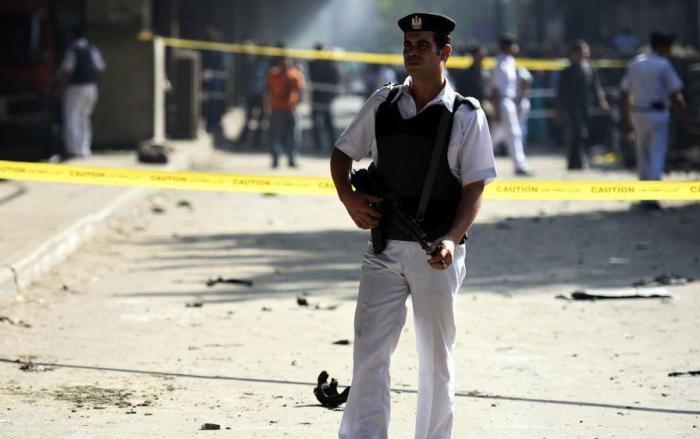 В Египте на севере Синайского полуострова возле гостиницы прогремели два взрыва