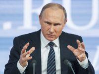 Эксперт объяснил причины агрессивной политики Владимира Путина