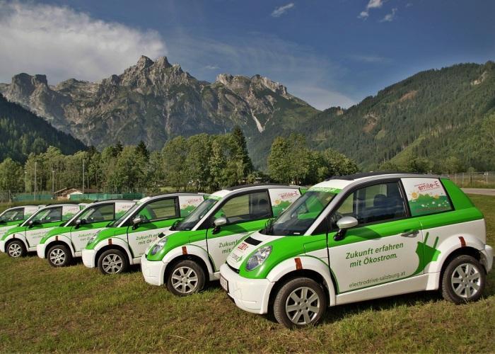 Первое место в мире по продаже электромобилей принадлежит Китаю