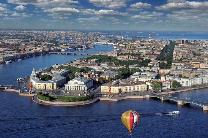 Элитные новостройки островов Санкт-Петербурга