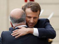 Эммануэль Макрон предложил посредничество в переговорах между курдами и Багдадом