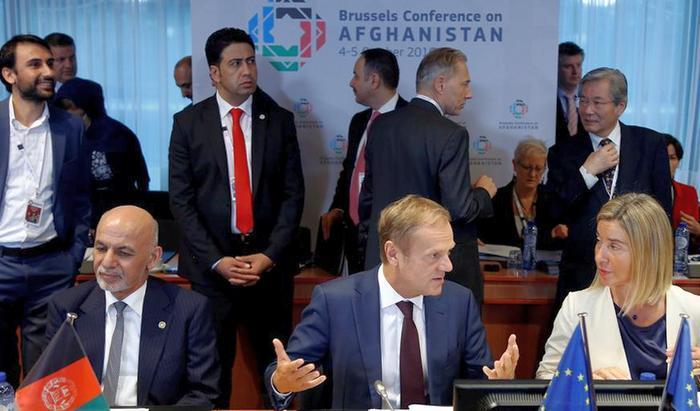 ЕС будет ежегодно выделять Афганистану 1,2 млрд евро