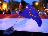 ЕС принял решение о наказании Польши за судебные реформы