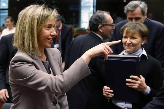 МИД Евросоюза не смогли прийти к общему знаменателю по российским санкциям
