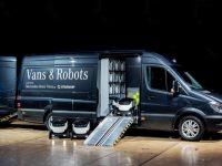 Эстонцы тестируют первых роботов-почтальонов