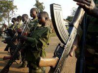 За три месяца этнических зачисток в Конго убито 62 ребенка