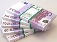 На Московской бирже курс евро перевалил за 50 рублей