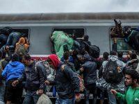 Еврокомиссия из-за беженцев подает в суд на правительство Польши, Венгрии и Чехии