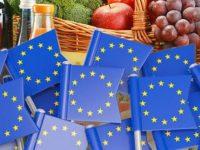 Европарламент увеличил тарифные квоты на ряд товаров из Украины