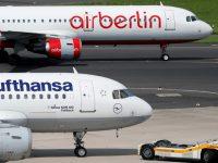 Европейская комиссия разрешила Lufthansa купить часть Air Berlin