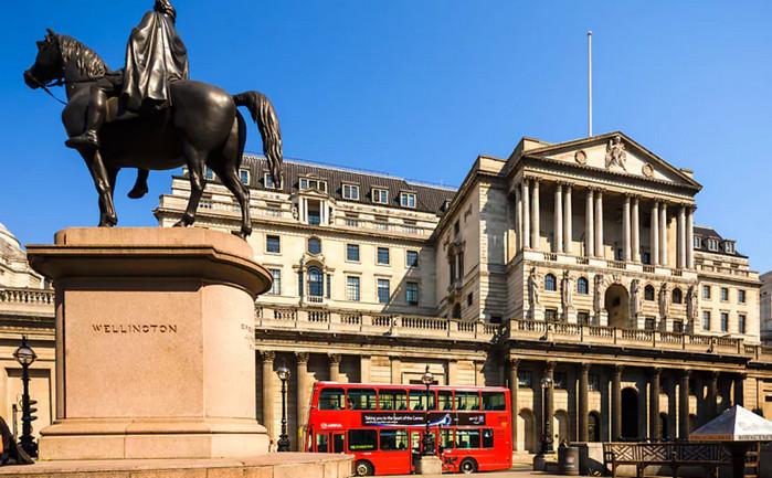 Европейские банки останутся работать в Британии, - Банк Англии