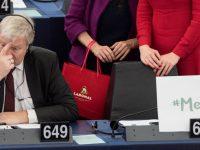 Европейский парламент создал комиссию по расследованию фактов сексуального домогательства