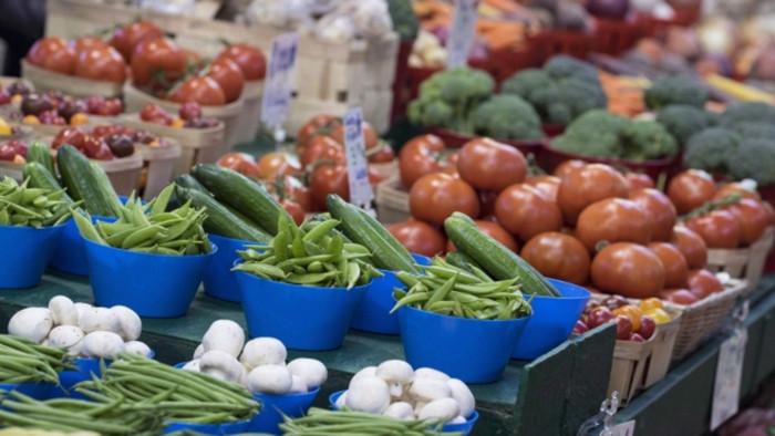 Европейский рынок овощей пострадал от плохой погоды