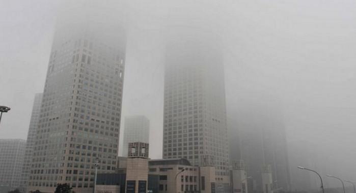 Европейский смог в 27 раз токсичнее загрязненного воздуха в Китае