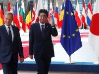 Евросоюз и Япония объявили о создании самой крупной ЗСТ