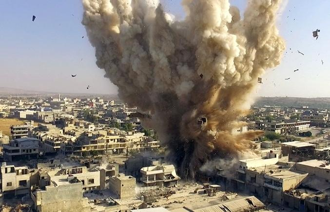Евросоюз вводит новые санкции против Сирии