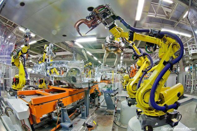 Фабрика в Китае уволили 90% сотрудников и заменили их роботами