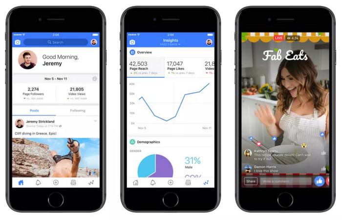 Facebook запускает видеосервис, способный потеснить YouTube