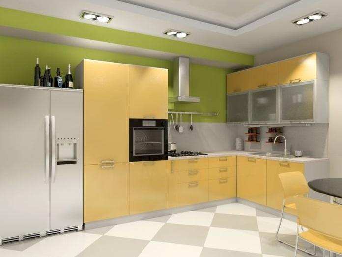 Бизнес-идея: изготовление фасадов для кухни