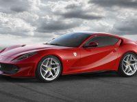 Ferrari презентовала свой мощнейший автомобиль 812 Superfast (фото)