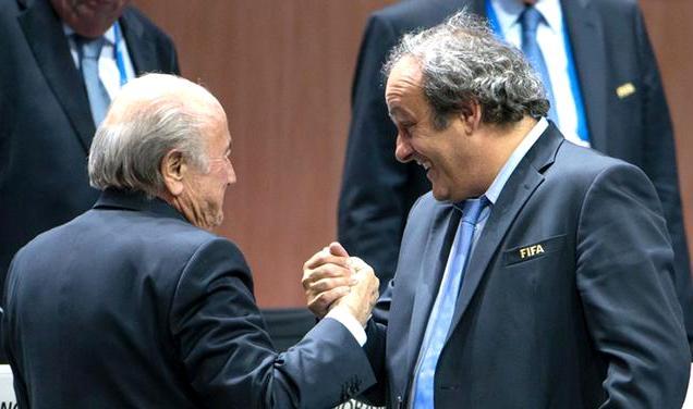 Главный футбольный хет-трик: президент и генсекретарь ФИФА и президент УЕФА отстранены на 90 дней