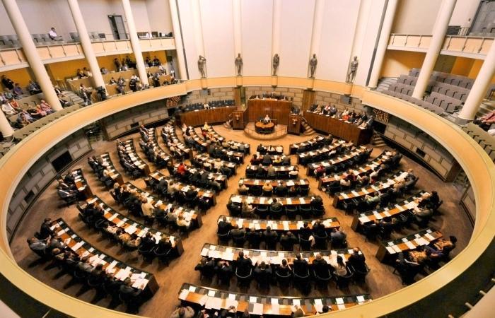Выход Финляндии из еврозоны будет обсуждаться в парламенте