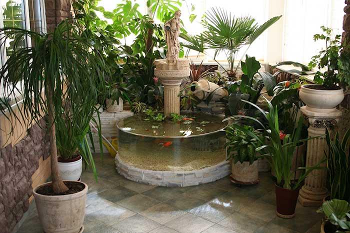 Бизнес идея: создание комнатных фонтанов