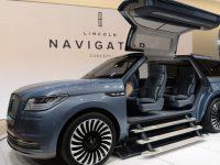 Ford Motor будет производить внедорожники Lincoln для китайского рынка