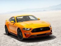 Ford Motor обновил внешний вид и технические характеристики модели Mustang 2018