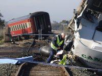 Франция: четыре ребенка погибли из-за столкновения поезда с автобусом
