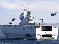 """Францияпредлагает странам АТР универсальные десантные корабли """"Мистраль"""""""