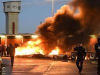 Франция: протест надзирателей тюрем привел к стычкам с полицией