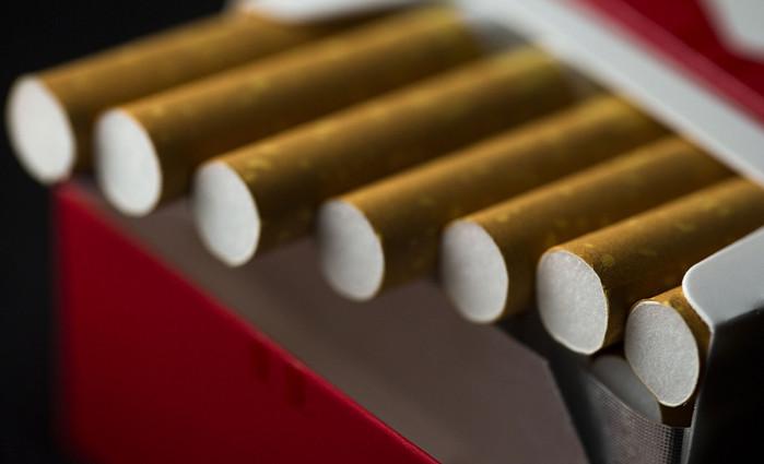 Франция запретила продажу сигарет с привлекательным названием
