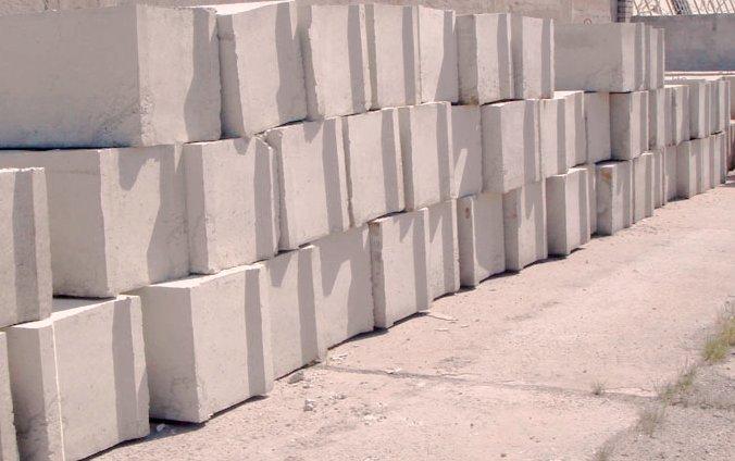 Блоки фундаментные: основные сведения