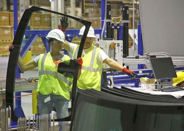 Fuyao построила в США крупнейший в мире завод по производству автомобильных стекол