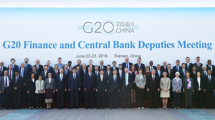 Министры стран G20 приняли стратегию роста мировой торговли