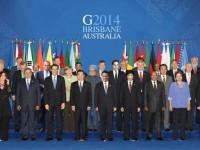 В IV квартале 2014 года экономика стран G20 демонстрирует рост